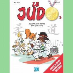 Judo BD Tome 3 Erel Editions