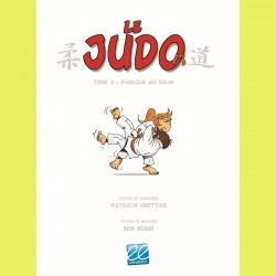 Judo BD Tome 2 Erel Editions