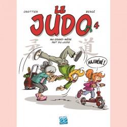 Judo BD Toma 4 Erel Editions