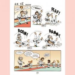 Judo BD Tome 4 Erel Editions