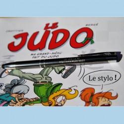 Le Judo La BD, le stylo, Erel Editions